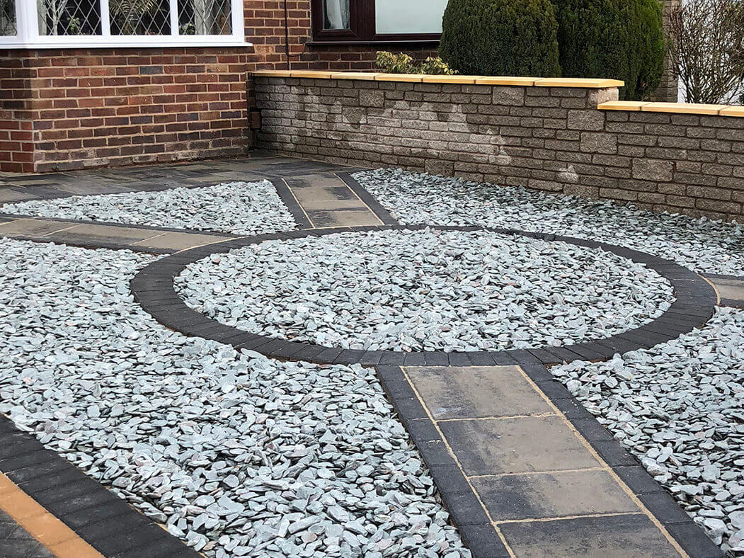 walling, landscaping and block paving, lancashire