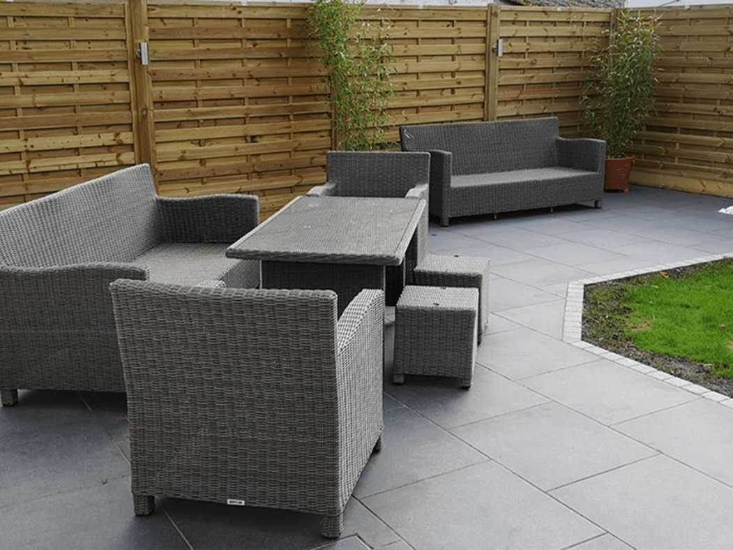Porcelain Patio Lancaster Anthracite