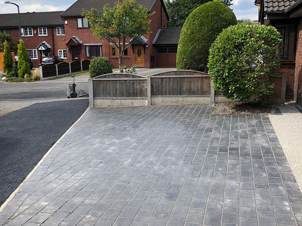 resin driveway morecambe