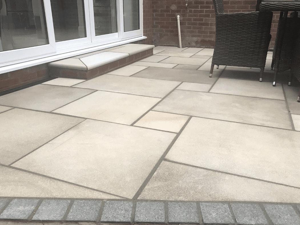 indian sandstone patio lancaster