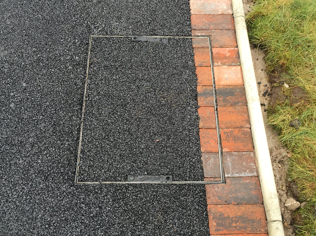 Details of Framed Tarmac Driveway in Morecambe